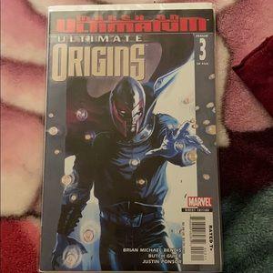March on ultimatum / ultimate origins/ issue 3